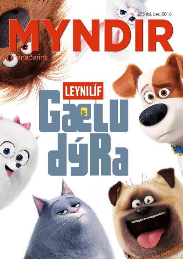 Desember 2016 tbl. 27-1 DVD-hluti