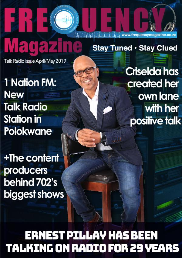 Frequency Magazine_Talk Radio Issue Talk Radio Issue