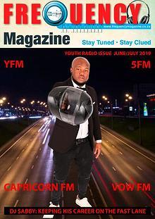 Youth Radio Issue