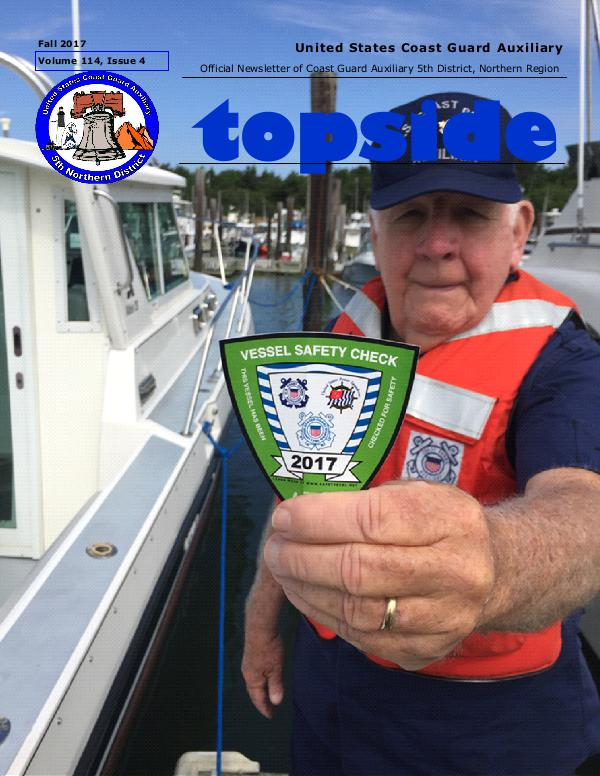 Topside Fall 2017 Newsletter