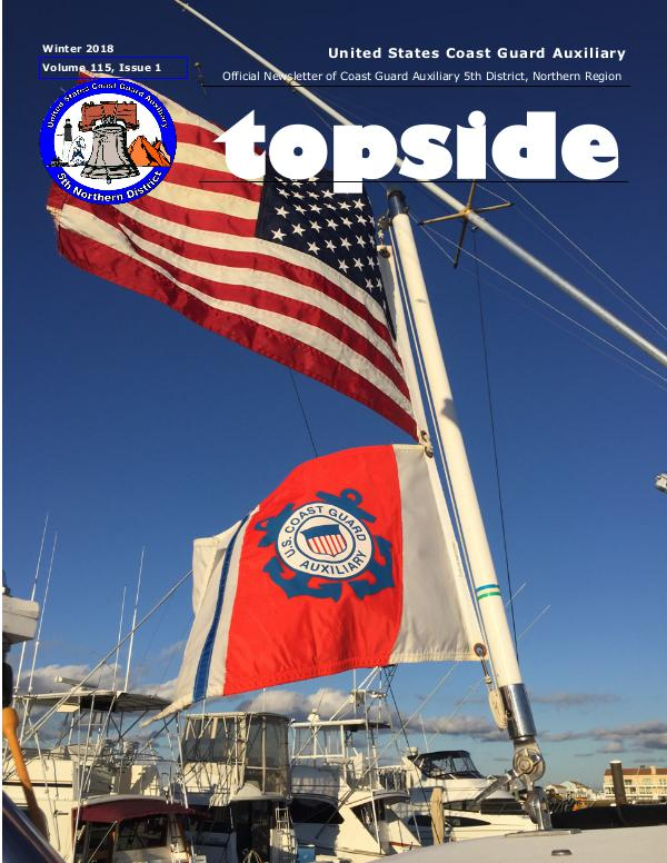 Topside Winter 2018 Newsletter