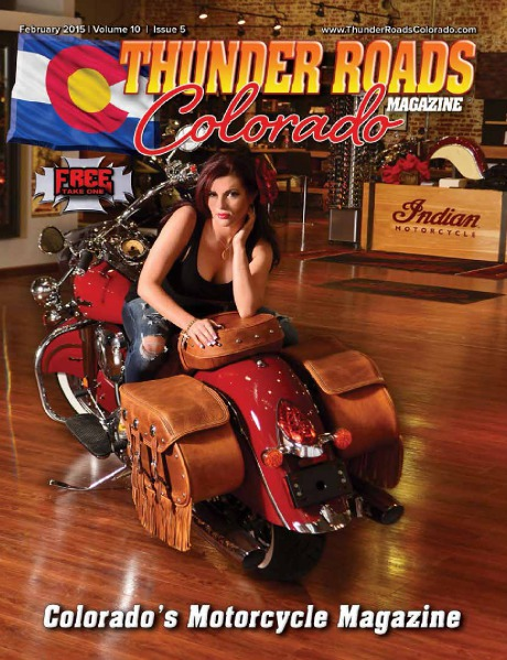 Thunder Roads Colorado Magazine Volume 10 - Issue 5