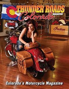 Thunder Roads Colorado Magazine
