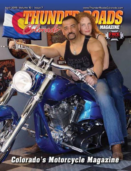 Thunder Roads Colorado Magazine Volume 10 Issue 7