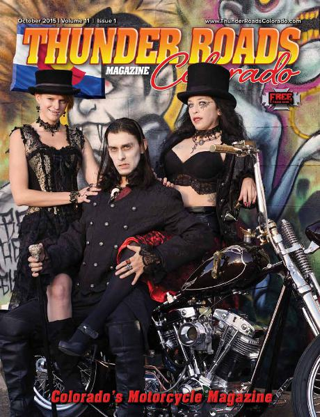 Thunder Roads Colorado Magazine Volume 11 - issue 1