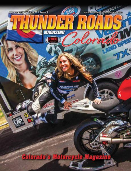 Thunder Roads Colorado Magazine Volume 11 Issue 4