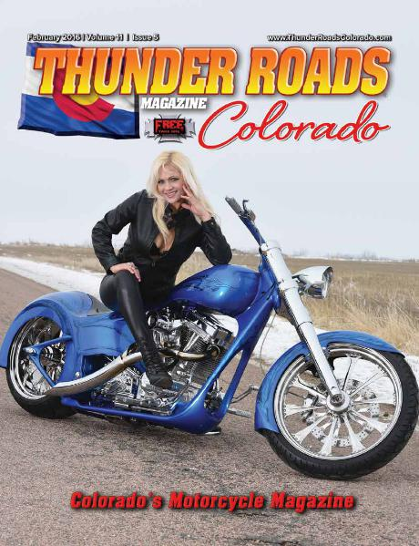 Thunder Roads Colorado Magazine Volume 11 Issue 5