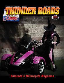 Thunder Roads Colorado Magazine Volume 11, Issue 12