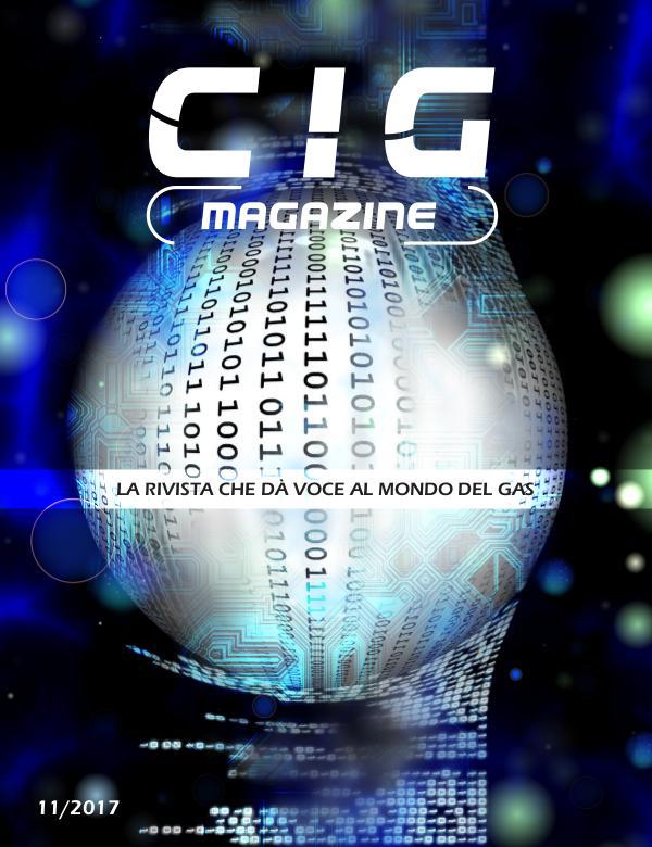 CIG Magazine - La rivista che dà voce al mondo del gas CIG Magazine 11