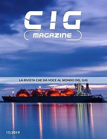 CIG Magazine - La rivista che dà voce al mondo del gas