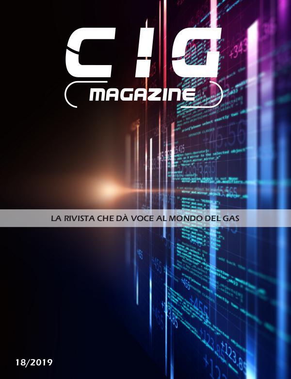 CIG Magazine 18