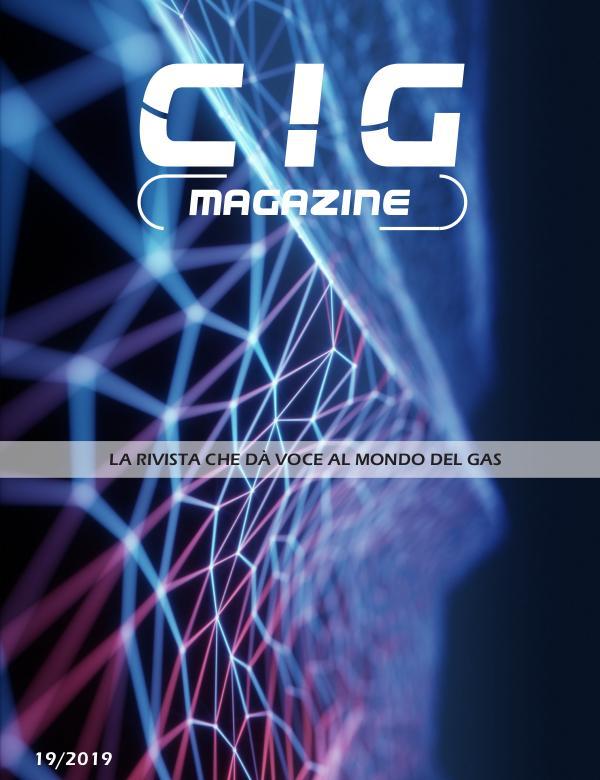 CIG Magazine 19