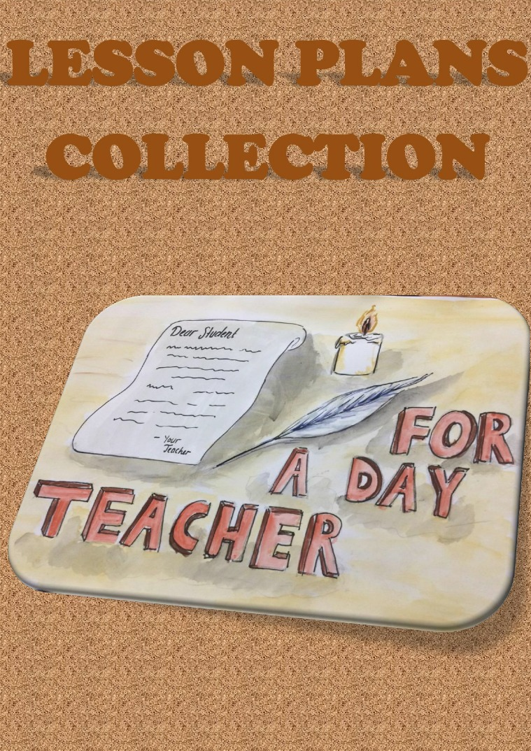 Teacher for a day II Lesson Plans Collection