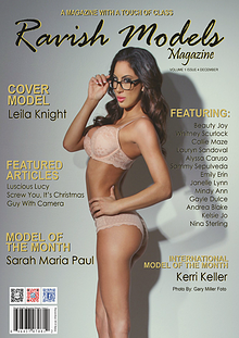 Ravish Models Magazine Volume 1 Series