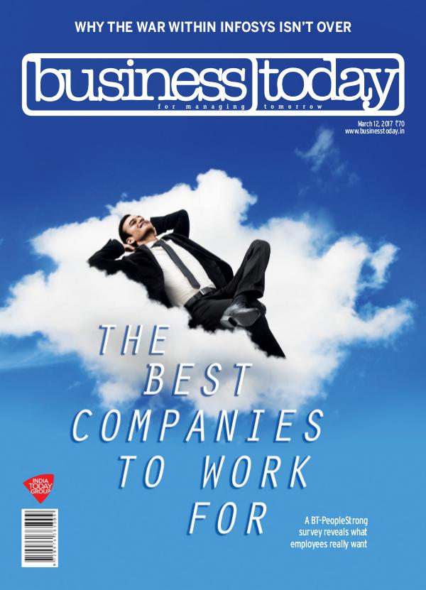 Business Today 12th March 2017