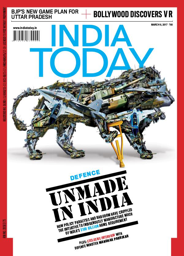 India Today 6th March 2017