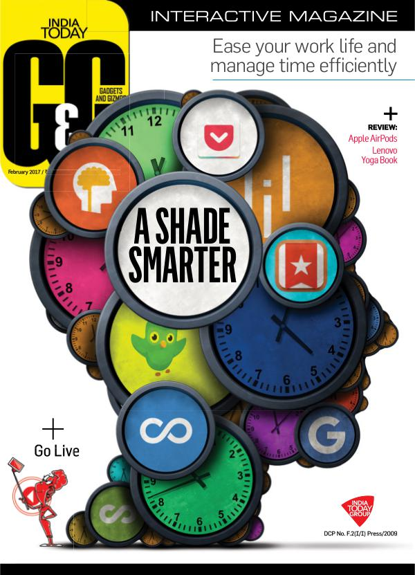 Gadgets and Gizmos February 2017