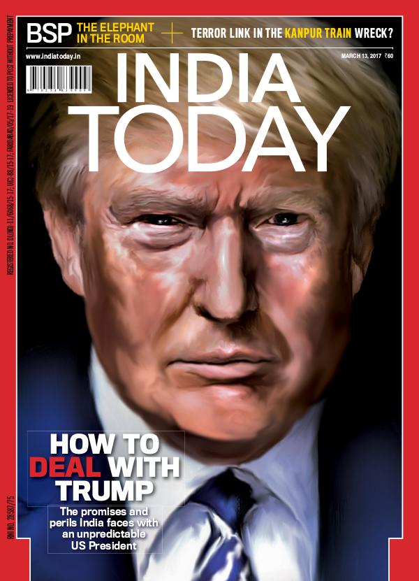 India Today 13th March 2017