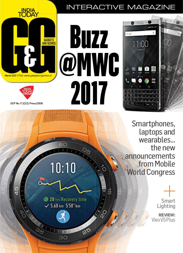Gadgets and Gizmos March 2017
