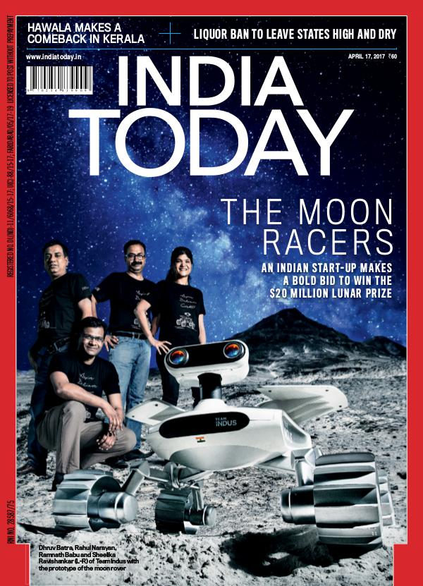 India Today 17th April 2017