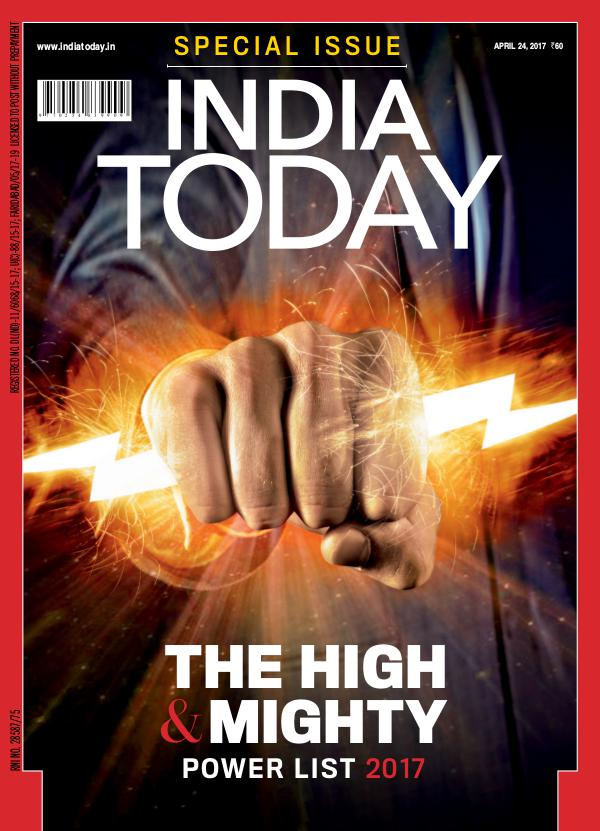 India Today 24th April 2017