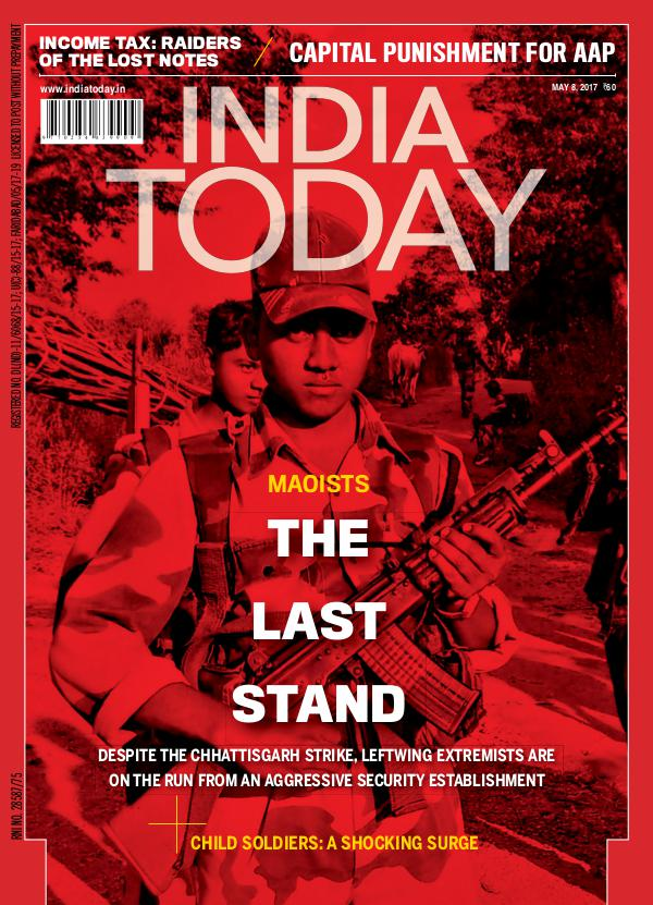 India Today 8th May 2017