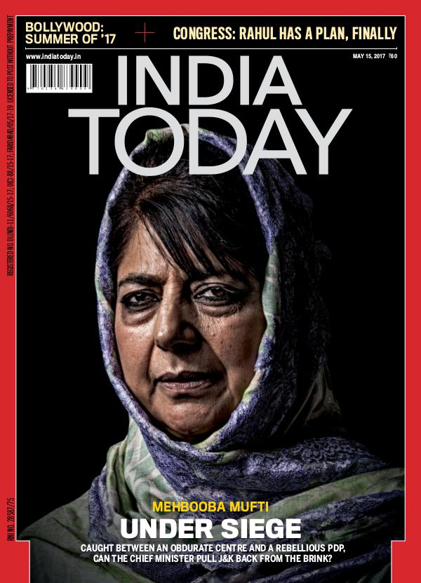 India Today 15th May 2017