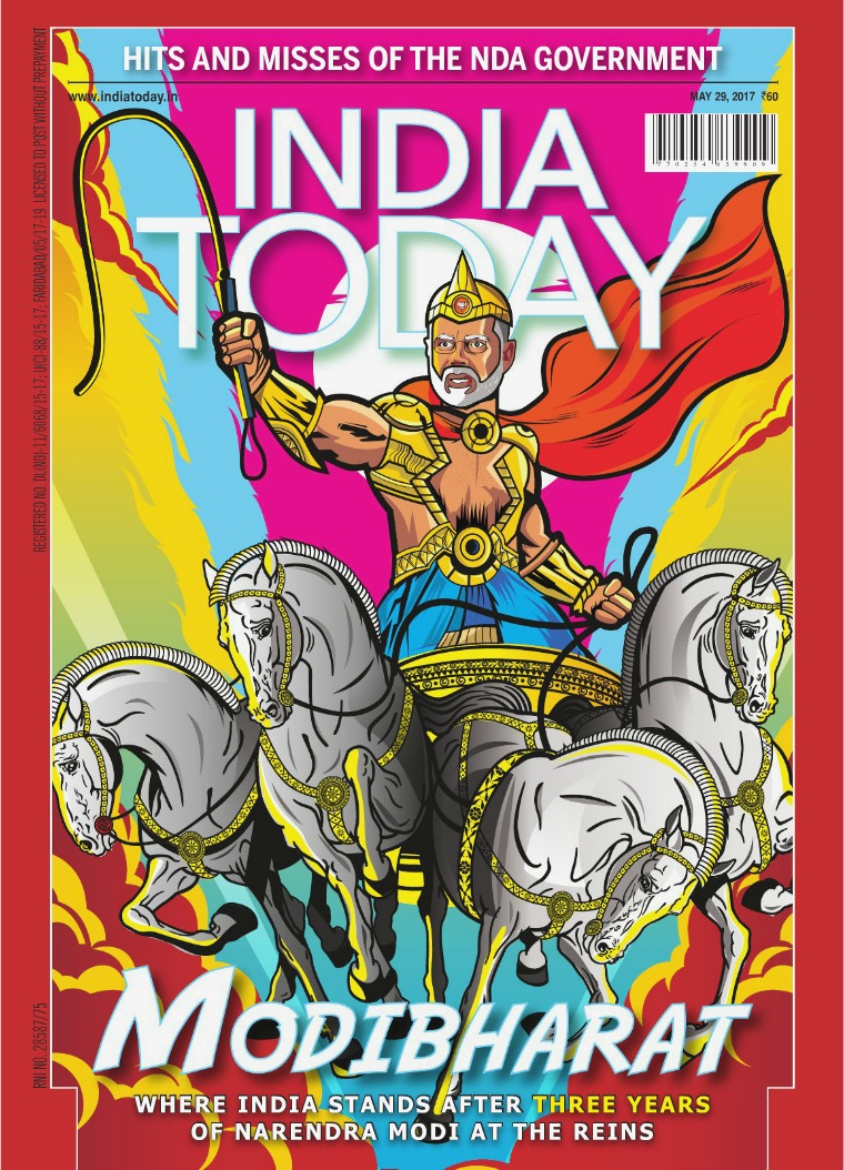 India Today 29th May 2017