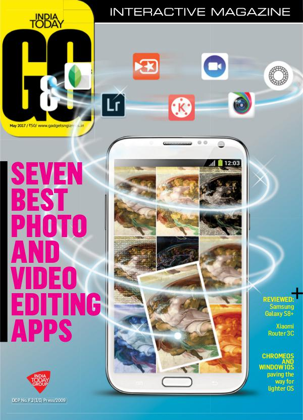 Gadgets and Gizmos May 2017
