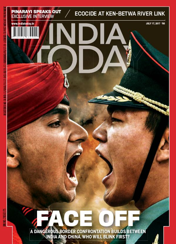 India Today 17th July 2017