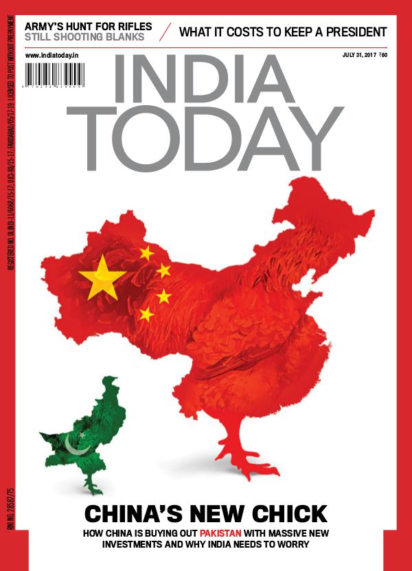 India Today 31st July 2017