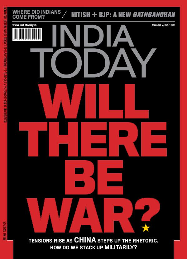 India Today 7th August 2017