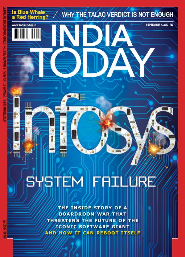 India Today 4th September 2017