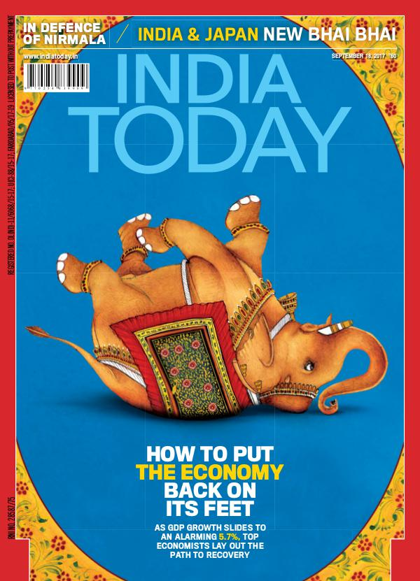 India Today India Today-18th September 2017