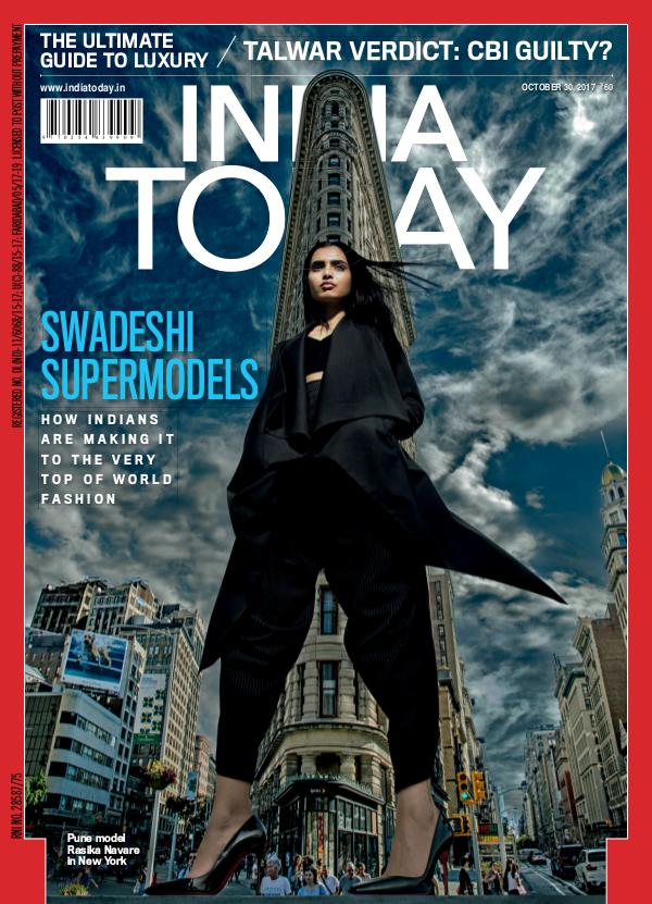 India Today 30th October 2017