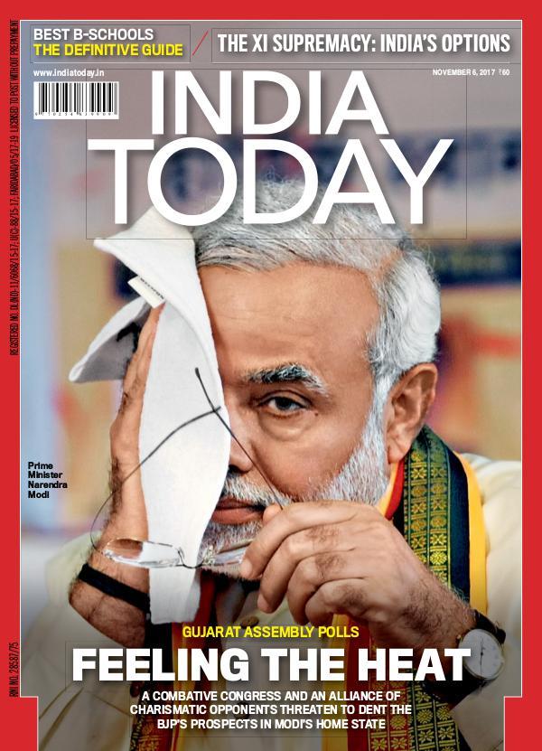 India Today 6th November 2017