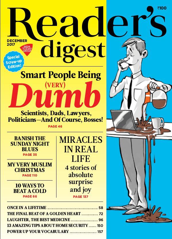 Reader's Digest December 2017