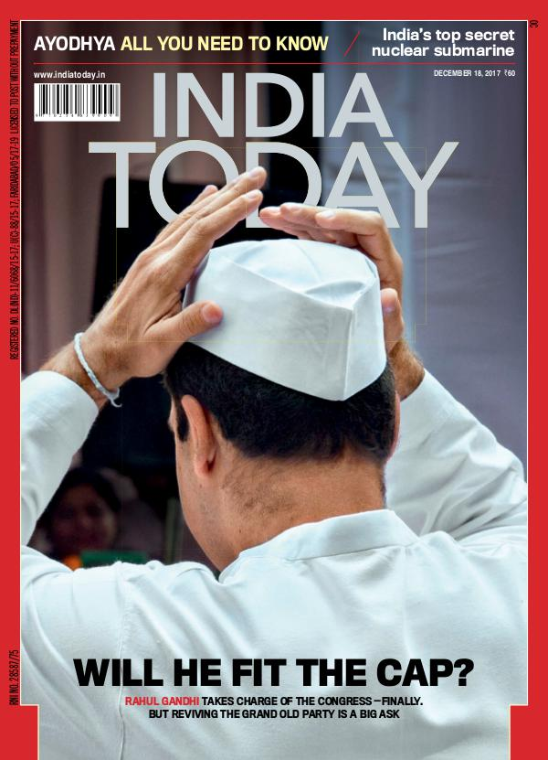 India Today 18th December 2017