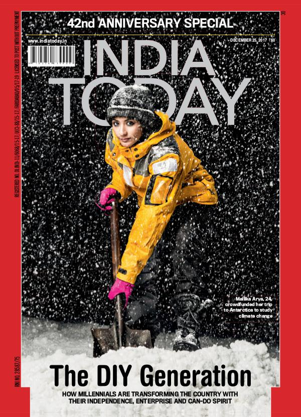 India Today 25th December 2017