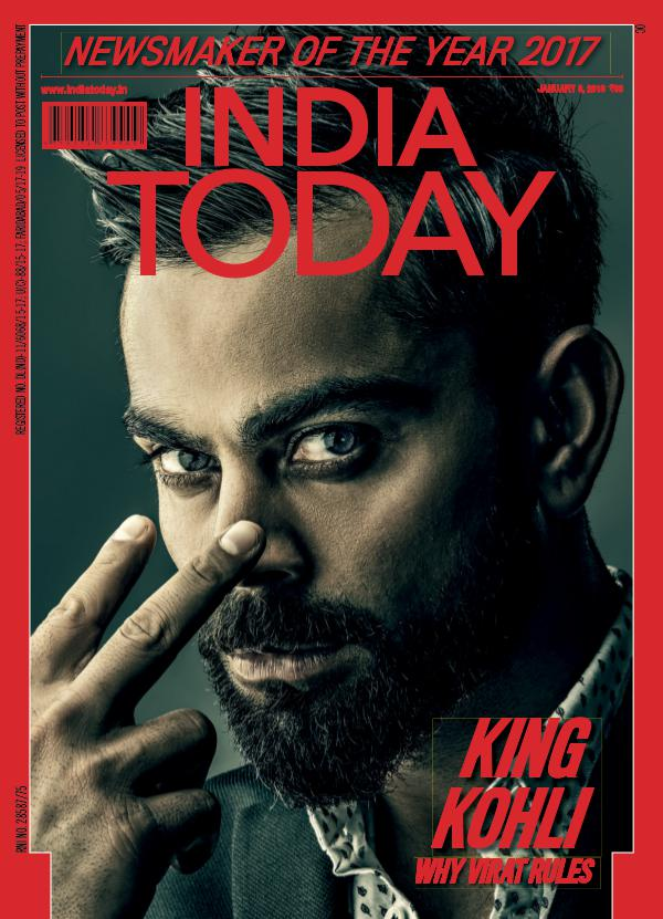 India Today 8th January 2017