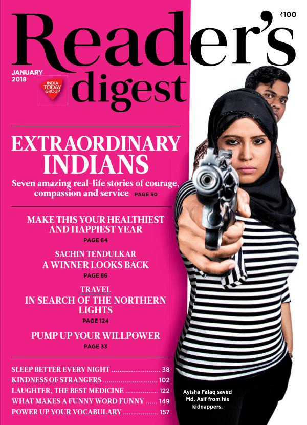 Reader's Digest January 2018