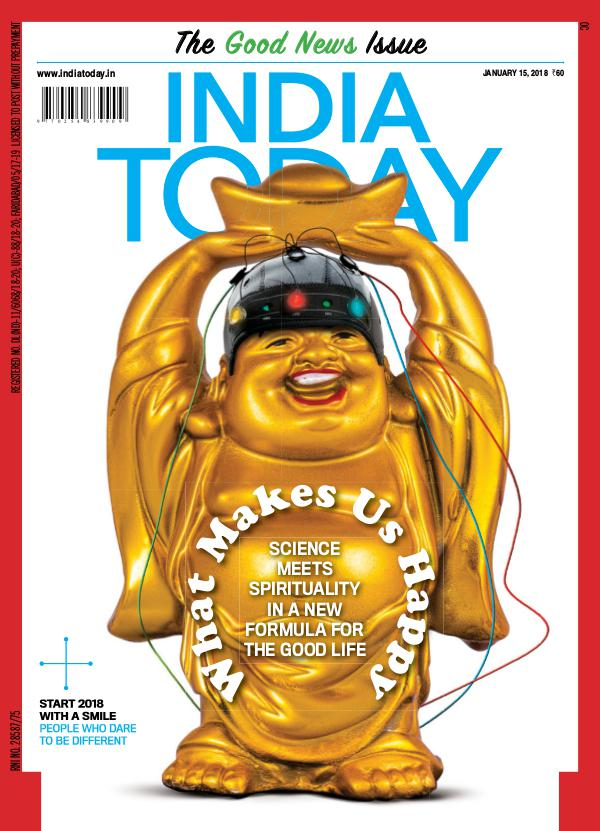 India Today 15th January 2017