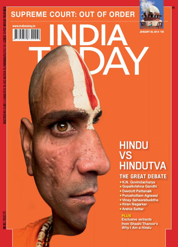 India Today 29th January 2018