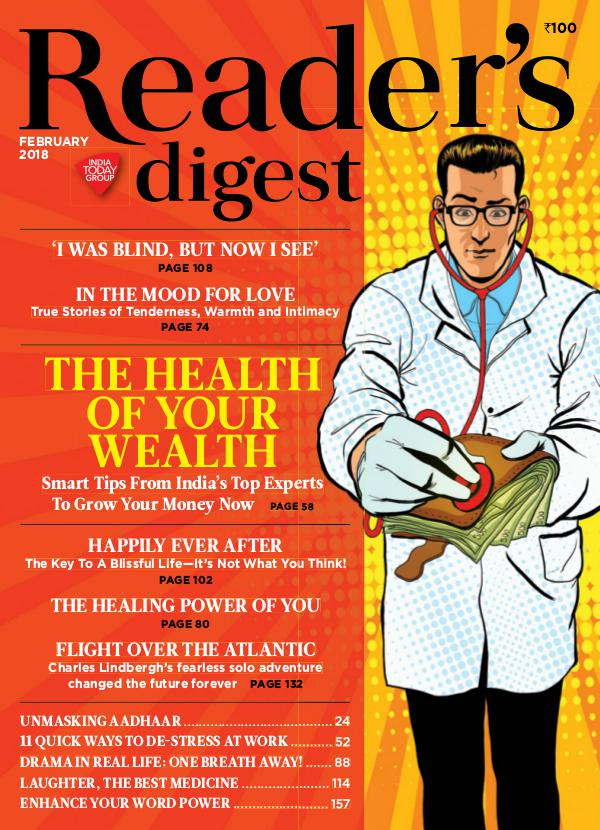 Reader's Digest February 2018