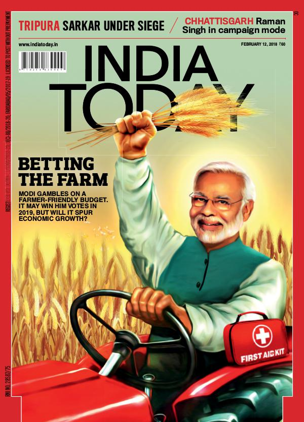 India Today 12th February 2018
