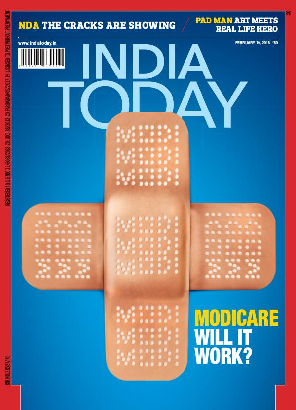 India Today 19th February 2018