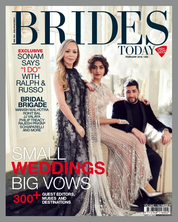 Brides Today February 2018