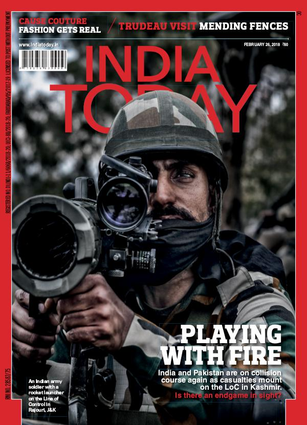 India Today 26th February 2018