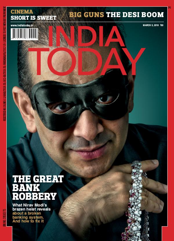 India Today 5th March 2018