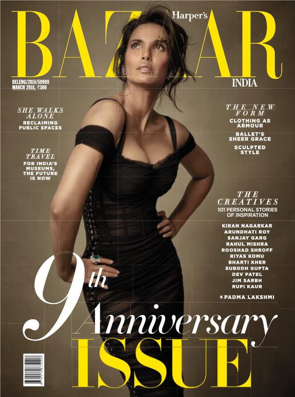 Harper's Bazaar March 2018